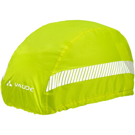 VAUDE Luminum Helm Regenhoes, neon yellow